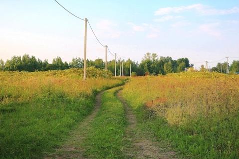 Участок 15 соток ИЖС в деревне Челохово