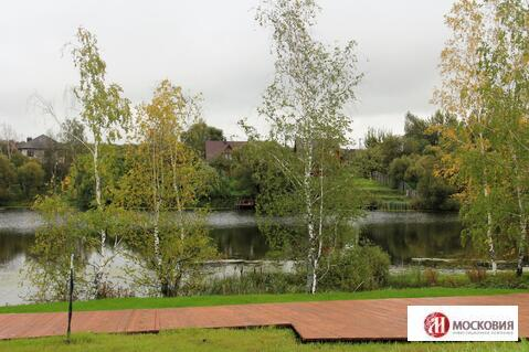 Участок 11,5 соток в поселке собсвенным прудом Калужское/Варшавское ш