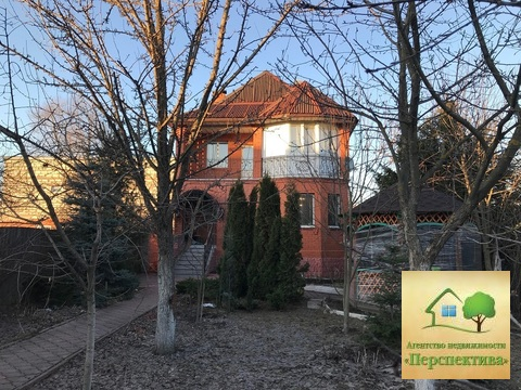 Дом в пгт. Нахабино, Волоколамское ш, 16 км