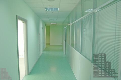Офис с отделкой в БЦ, площадь 548,9 кв.м