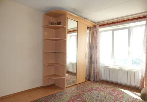 Продаётся видовая 1-комнатная квартира.