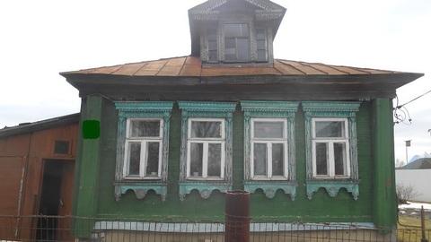 Продаётся жилой дом с земельным участком в деревне Орехово-Зуевского р