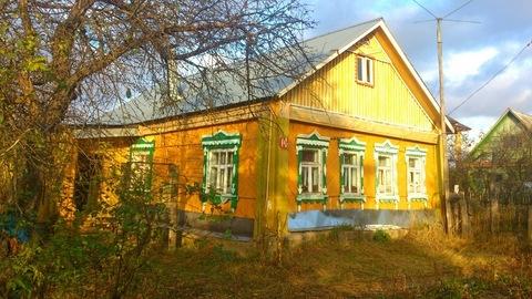Дом 65м2 на у-ке 26 соток в д.Здехово Щелковского р-на.