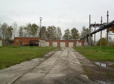 Производственно складской комплекс 7.150 м2, Электрогорск, ж/д ветка