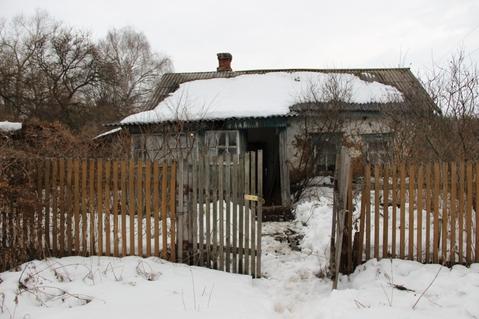Земельный участок 19 соток и расположенный на нём дом