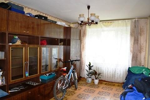 Трехкомнатная квартира на улице Октябрьская