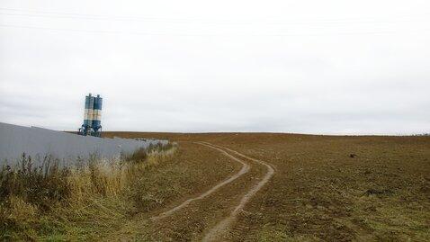 Пром. участок 50 сот в 22 км по Калужскому шоссе