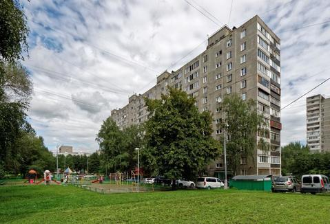 2-комнатная квартира, метро Царицыно, Липецкая ул, дом 12, корп. 1
