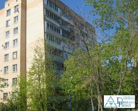 Продается 1-комнатная квартира в пешей доступности до ж/д ст Красково