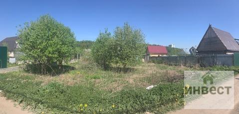 Продается земельный участок 6 соток, д.Кнутово