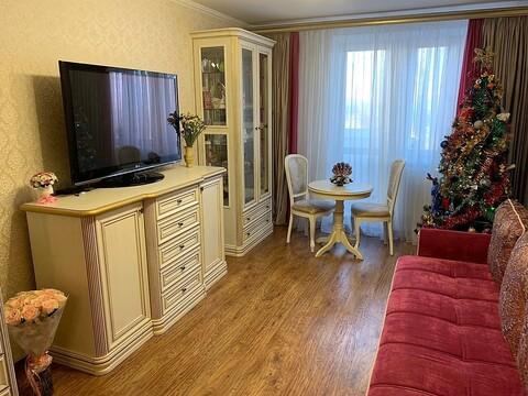 Трехкомнатная квартира на Рублевском шоссе