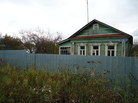 Дом в городе Егорьевск, на участке 13 соток на улице Пушкинская.