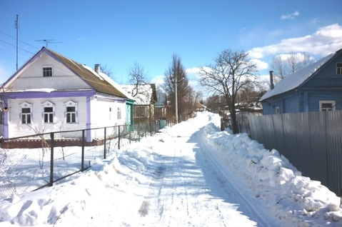 Часть дома 48 кв.м, бревно, коммуникации, г. Сергиев Посад, пр. Бабушкина.