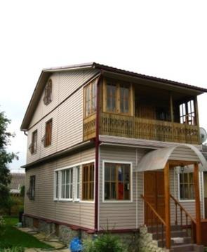 Продается 2 этажный дом и земельный участок в пос. Ашукино