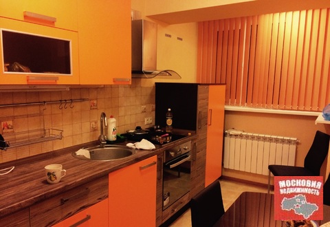 Квартира с отличным ремонтом.