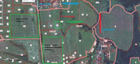 Продам участок 2 га, земли промназначения, 5 км до города