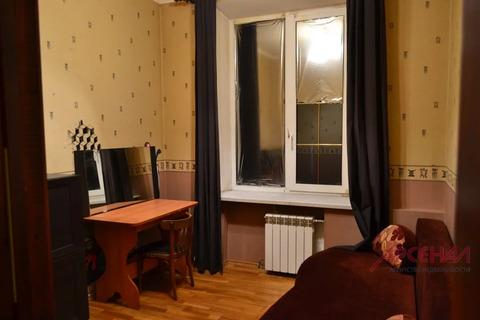 Сдается трехкомнатная квартира у метро Курская