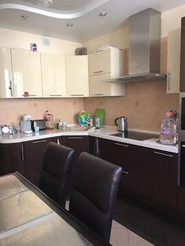 Продается 2-комнатная кв. площадью 58,1 на 12 этаже в ЖК Бутово Парк
