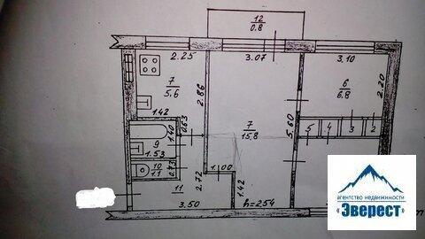 Продаётся трехкомнатная квартира Щелково Космодемьянская 17 корп 2