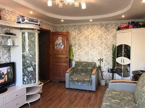 Две комнаты площадью 31,5 кв. м в поселке Колычево