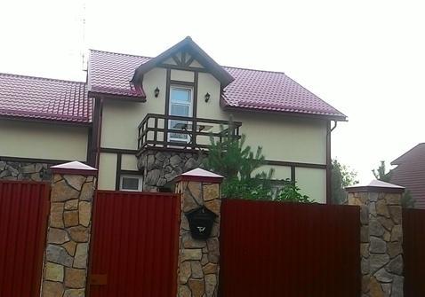 Дом(ПМЖ) в д. Петровское Серпуховского района.