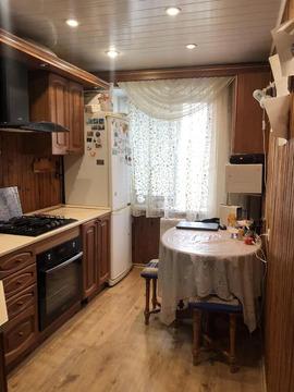 3 комнатная квартира М.О, г. Раменское, ул. Коммунистическая, д. 35