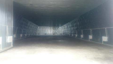 Производственно-складское помещение 500 кв.м