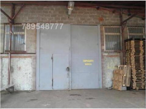 Холодный склад площадью 400 кв