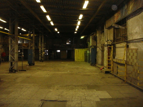 Сдается склад 611 кв.м 1этажное здание м.Шелепиха 10 м.пешком
