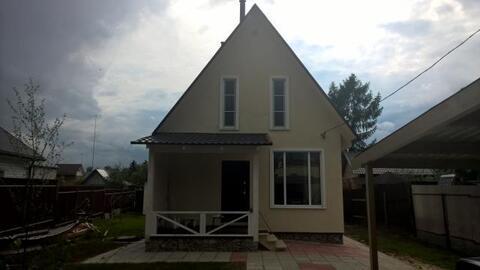 Продается 2х этажный дом 104 кв.м. на участке 6 соток