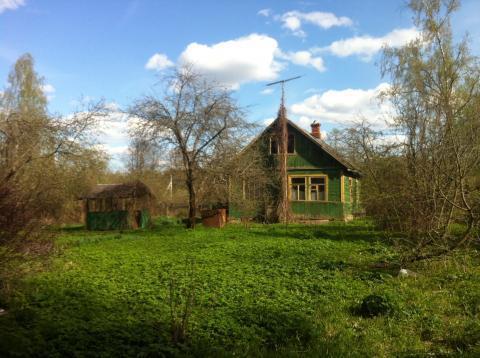 Дачный домик у леса в дачном поселке Бабаево, Рузский район, 93 км.