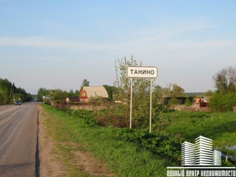 Участок 12 сот. д. Танино (Талдомский район)