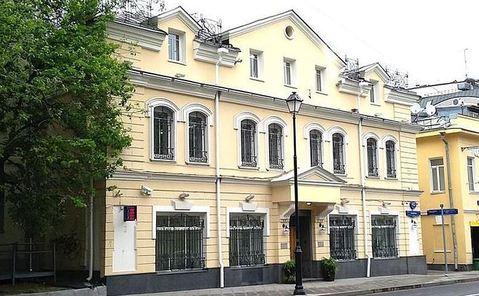 Здание целиком 1042 кв. м, ул. Покровка.