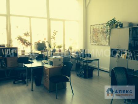 Аренда офиса 120 м2 м. Полежаевская в бизнес-центре класса В в .