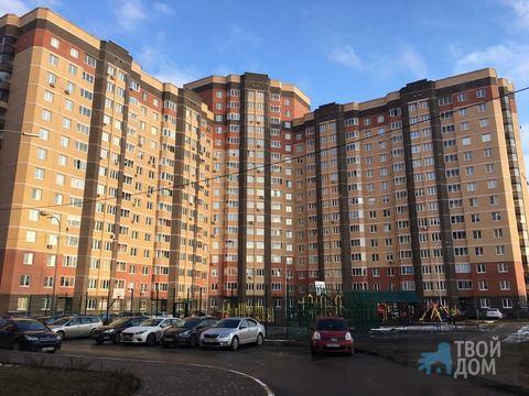 """2-комнатная квартира, 55 кв.м., в ЖК """"на улице Чугунова"""" д. 43"""