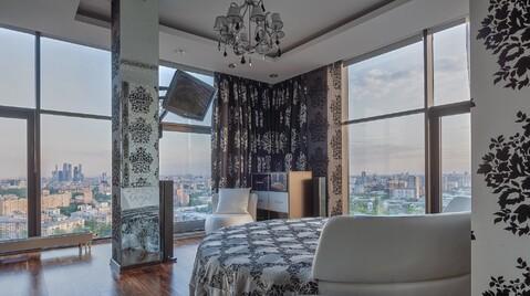 """4-комнатная квартира, 184 кв.м., в ЖК """"Поселок художников"""""""
