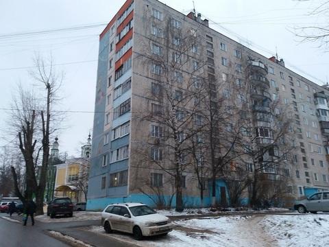 2 - комнатная квартира в г. Дмитров, мкр. им. А.М. Маркова, д. 21