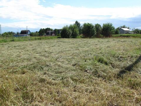 Продается земельный участок в с. Городец Коломенского района