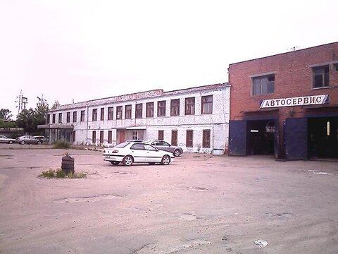 Производственно-складской комплекс в Шатуре