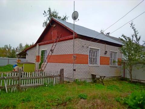 Дом 58м2 на участке 10 соток ИЖС, в Павлово-Посадском р-не.