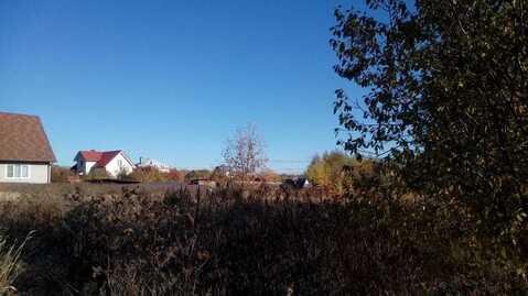 Продам земельный участок в деревне Рылеево
