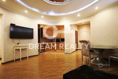 4-комнатная квартира, 102 кв.м., в ЖК «Аэробус»