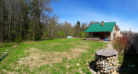 Просторный современный дом на участке 13 сот. в дер. Новопавловское МО