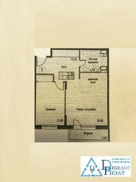 Продается 1 комнатная квартира 50 кв.м. в поселке Октябрьский