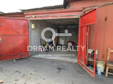 Продажа гаража 18 кв.м, Волгоградский проспект, вл28а