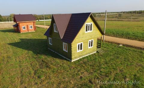 Дом 86 кв. м. на участке 15 соток., 1499000 руб.