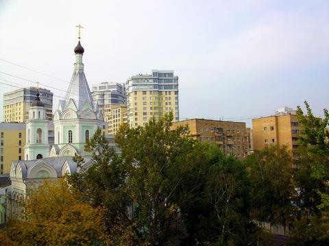 Квартира в элитном ЖК в центре Москвы