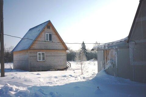 Дом деревян 60 кв.м, зем.уч.10 сот, ДНП Красная сторожка, Сергиево Посад