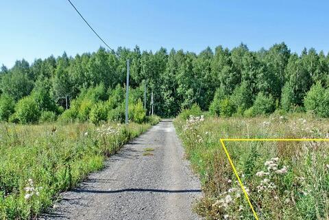 Участок 26,7 соток, 5,5 км от Истринского вдхр, 43 км от МКАД