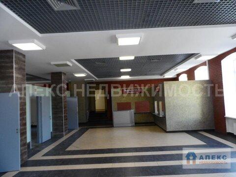 Аренда офиса 287 м2 м. Новослободская в бизнес-центре класса В в .